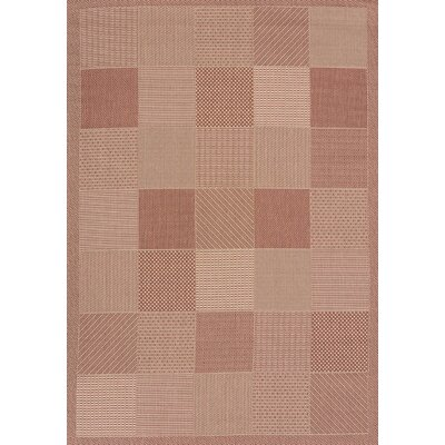 Solarium Terra Patio Block Indoor/Outdoor Rug Rug Size: 710 x 106