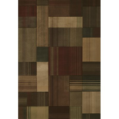 Ganley Rug Rug Size: 110 x 3