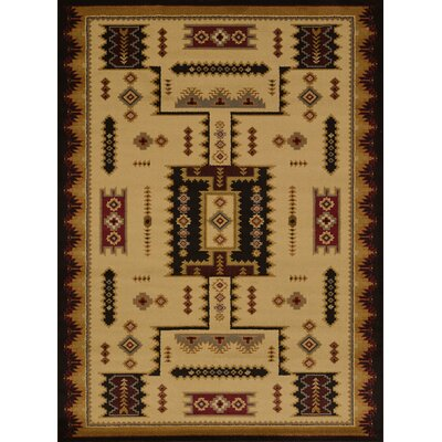 Sayre Ivory Area Rug Rug Size: 710 x 106