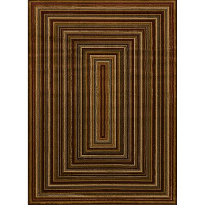 Affinity Chapelle Area Rug Rug Size: 710 x 106