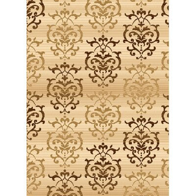 Dallas Countess Ivory Area Rug Rug Size: 710 x 106