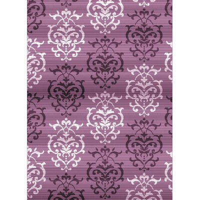 Dallas Countess Lilac Area Rug Rug Size: 710 x 106