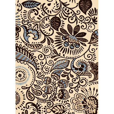 Dallas Bandanna Multi Area Rug Rug Size: 710 x 106