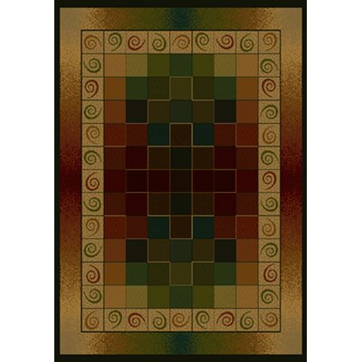 Genesis Montage Lodge Area Rug Rug Size: 311 x 53