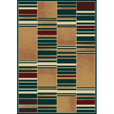 Queenstown Area Rug Rug Size: 53 x 76
