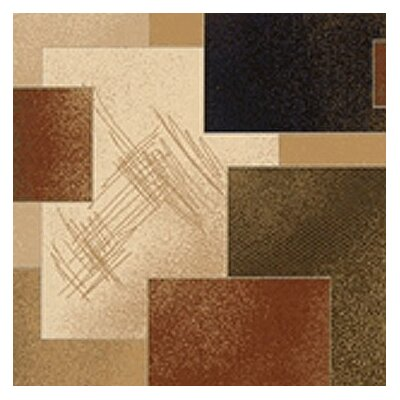 Jeremiah Contemporary Area Rug Rug Size: Rectangle 53 x 72