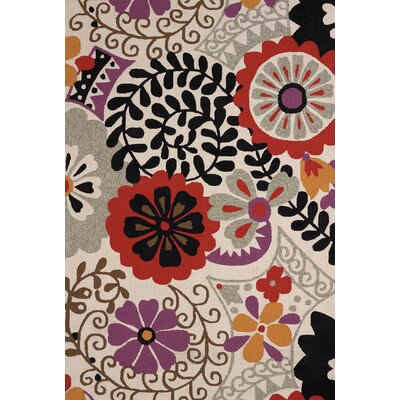 Atrium Handmade Indoor/Outdoor Area Rug Rug Size: 710 x 910