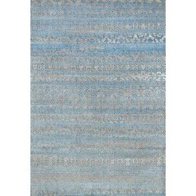 Classic Aqua Area Rug Rug Size: 710 x 106