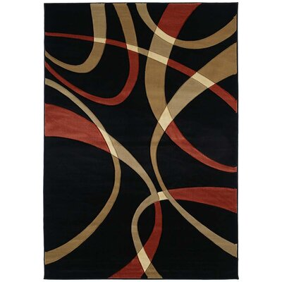Rochelle LaChic Terracotta Area Rug Rug Size: Runner 27 x 74