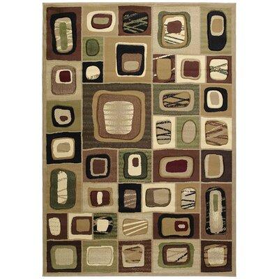 Ganley Marrakesh Toffee Rug Rug Size: Runner 27 x 74