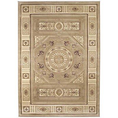 Amera Camryn Beige Rug Rug Size: 710 x 106