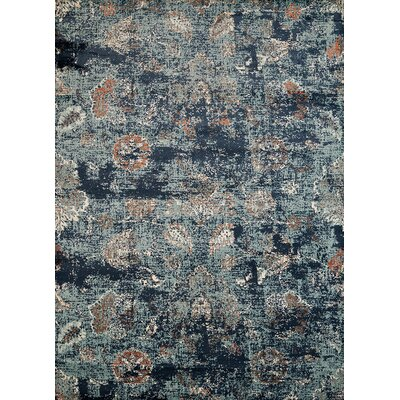 Randolph Tibetan Multi-Colored Area Rug Rug Size: 53 x 72