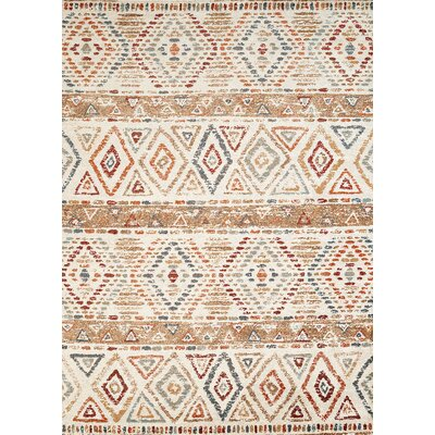 Randolph Tibetan Beige Area Rug Rug Size: 1'10