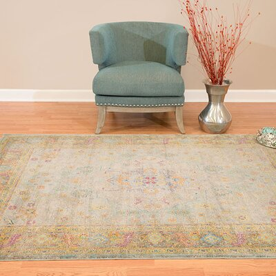 Ravenstein Natural Area Rug Rug Size: Square 710 x 710