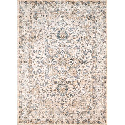 Jansson Bone Area Rug Rug Size: Square 710 x 710