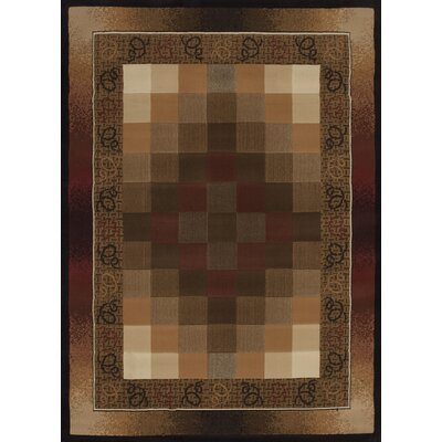 China Garden Piazza Linen Rug Rug Size: Rectangle 710 x 106