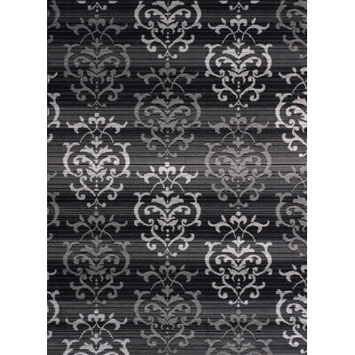 Dallas Countess Gray Area Rug Rug Size: 710 x 106