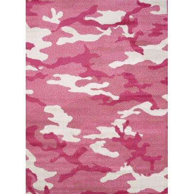 Regional Concepts Como Pink Area Rug Rug Size: 110 x 3