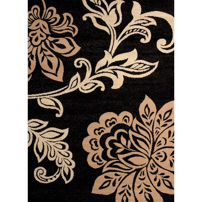 Dallas Trouseau Beige/Brown Area Rug Rug Size: 111 x 33