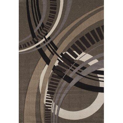 Townshend Stone Sensation Rug Rug Size: 53 x 76
