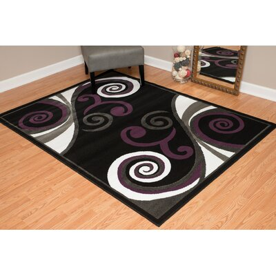 Dallas Billow Area Rug Rug Size: 111 x 33