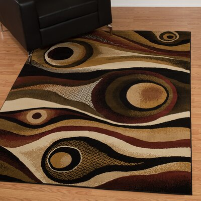 China Garden Optimum Area Rug Rug Size: Runner 111 x 72