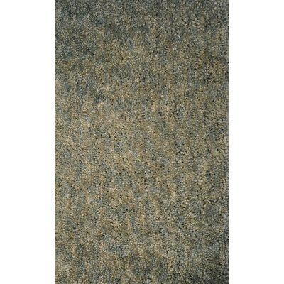 Luxury Shag Light Gray Area Rug Rug Size: 8 x 10