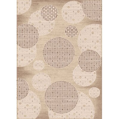 Treasure Cream Rug Rug Size: 710 x 1010