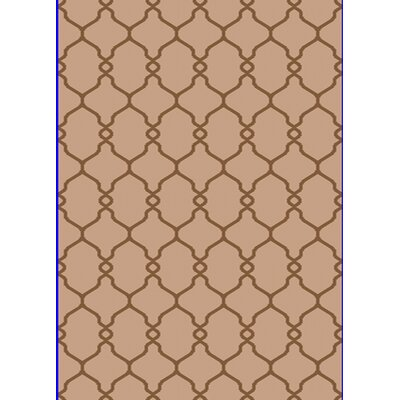 Passion Beige Rug Rug Size: Rectangle 53 x 77