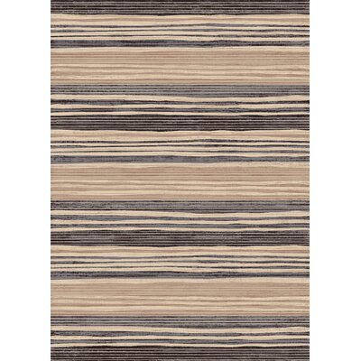 Treasure Gray Rug Rug Size: Rectangle 36 x 56