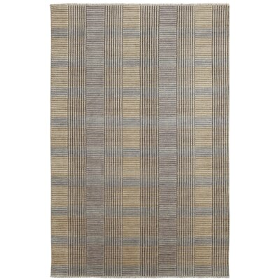 Lounge Beige Area Rug Rug Size: Rectangle 4 x 6