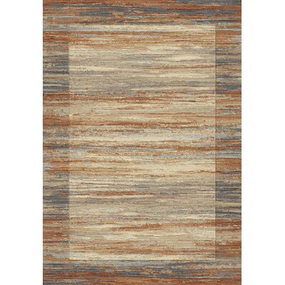Eclipse Spice Area Rug Rug Size: Rectangle 53 x 77