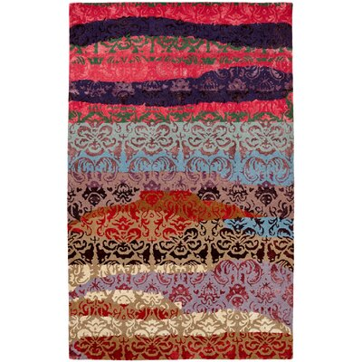 Allure Multi Area Rug Rug Size: Rectangle 2 x 4