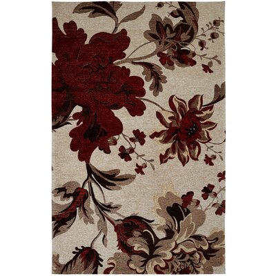 Element Floral Area Rug Rug Size: 2 x 3