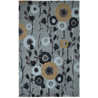 Element Multicolored Area Rug Rug Size: 5 x 8