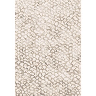 Eclipse Sample Ivory Area Rug