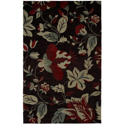Element Floral Area Rug Rug Size: 8 x 11