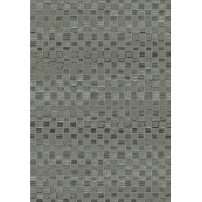 Opus Grey Geometric Area Rug Rug Size: Rectangle 710 x 1010