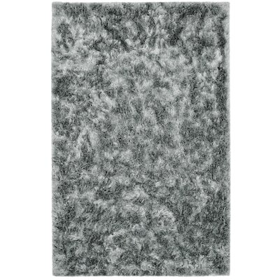 Kailyn Soft Blue Rug Rug Size: Rectangle 8 x 10