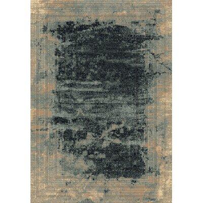 Opus Grey/Beige Area Rug Rug Size: 53 x 77