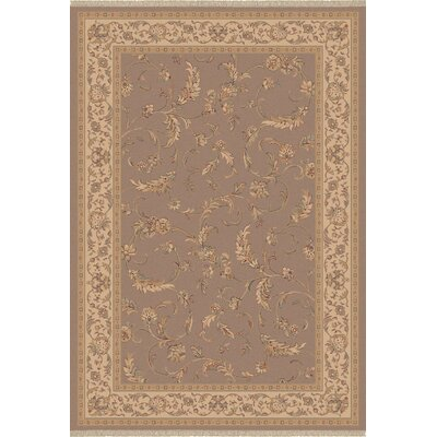 Ancient Garden 5088 Malt Oriental  Rug Rug Size: Rectangle 92 x 1210
