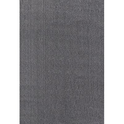 Mohamed Gray Area Rug Rug Size: 53 x 77
