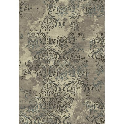 Utopia Beige Area Rug Rug Size: Rectangle 53 x 77