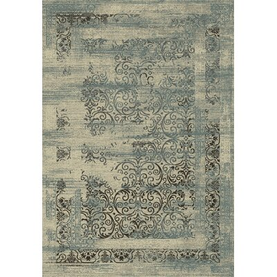 Utopia Cream Area Rug Rug Size: 67 x 96