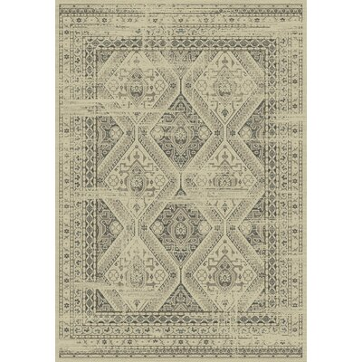 Utopia Cream Area Rug Rug Size: Runner 22 x 77