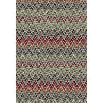 Infinity Area Rug Rug Size: 53 x 77