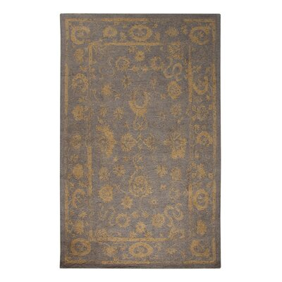 Avalon Brown Area Rug Rug Size: 5 x 8