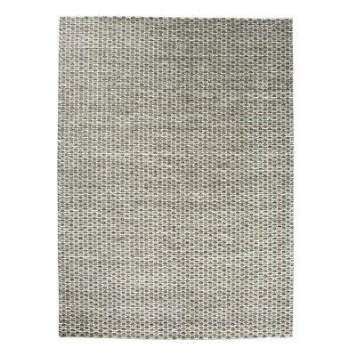 Topaz Gray Area Rug Rug Size: 5 x 7