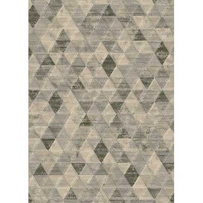 Eclipse Beige Area Rug Rug Size: Rectangle 311 x 57