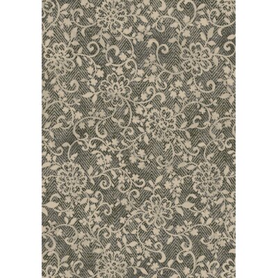 Eclipse Brown Area Rug Rug Size: 67 x 96